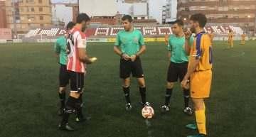 El CD Acero exigió lo mejor de las selecciones FFCV Cadete y Juvenil