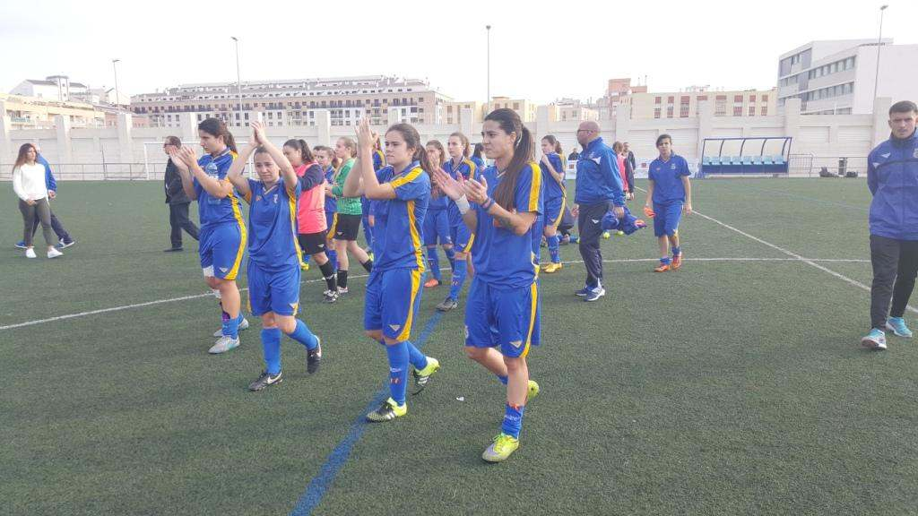 Aldaia reunirá el 2 de junio al fútbol femenino de la Comunidad Valenciana