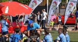 El CD San Lorenzo de Castellón pone en valor la importancia del seguimiento escolar del niño