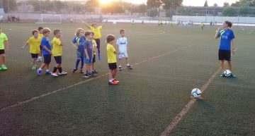 Primer triunfo del CD Colegio El Valle en el Grupo 3 Benjamín Alicante