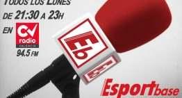 ESPORTBASE: El fútbol base llega a CV Radio (94.5 FM)