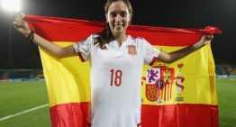 VÍDEO: El bronce de Eva Navarro hace internacional el buen trabajo del SPA Femenino
