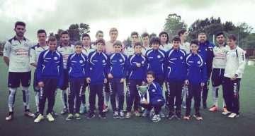 Padre de juvenil agrede al entrenador de su propio equipo en Pontevedra