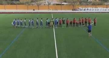 VIDEO Liga Autonómica Cadete: Resumen del Jove Español – CF Escuelas San José (2-4)