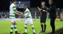 Karamoko Dembele debuta con el filial juvenil del Celtic… ¡con sólo 13 años!