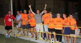 La 'Marea Naranja' de la Selección l'Horta Grupo San Pablo, la sorpresa del COTIF Promeses