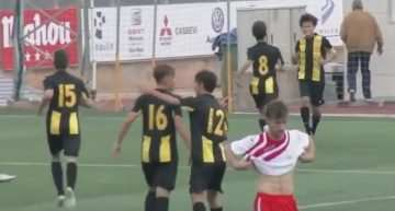 VIDEO División de Honor Juvenil: Resumen del CD Roda – CF Huracán (2-0)