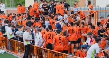 Resumen SuperLiga Benjamín 1er Año Jornada 5: Hector Millán permite al Torrent no descolgarse