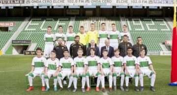 Resumen Liga Autonómica Infantil Jornada 13: Hat-trick de Diego De Pedro da la victoria al Elche