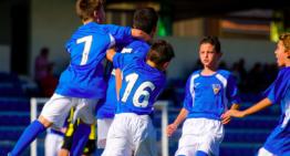 El fútbol-11 del Burriana culmina una gran jornada