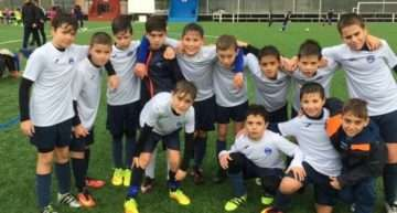 Resumen SuperLiga Alevin 1er Año: Segunda victoria seguida del Atletic Amistat