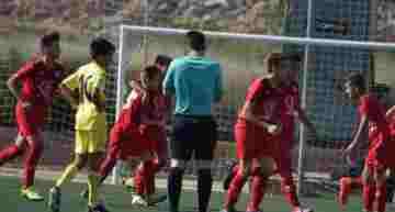 GALERÍA: El Biensa CF Infantil escala posiciones a costa del Villarreal CF (1-0)