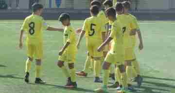 Resumen jornada 10: El Villarreal CF sigue intratable y el Kelme CF sorprende en Infantil Autonómico