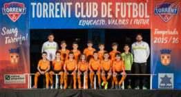 Resumen Superliga Alevín 1er Año Jornada 4: Jordi Bañon y Oscar Campos dan la victoria al Torrente CF ante el Patacona
