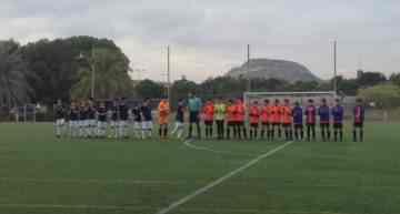El C.F. Arena Alicante Alevín cae en casa ante el CD Cultural Carrús (2-3)