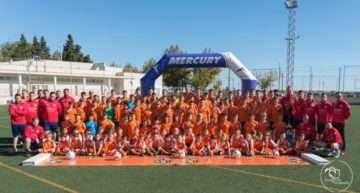 GALERÍA: El CF Sporting de Rocafort saca músculo para la nueva temporada