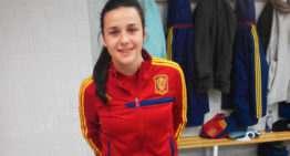 Lucía Gómez disputará el Mundial Sub-20 con España