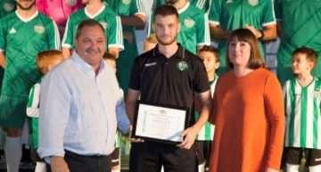 GALERÍA: La UD Bétera se engalana para recibir a la temporada 2016-2017