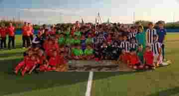 La cuarta jornada de la VII Copa Federación Alevín encumbra a San José, Malilla y Alboraya