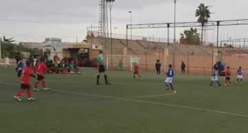 VÍDEO: Los goles 'psicológicos' dieron el triunfo al Massanassa Benjamín 'C' en su visita al Alboraya (0-2)
