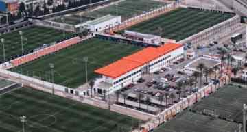 Amistoso de la Selección FFCV Comarcal Sub-15 el 22 de noviembre en la Ciudad Deportiva de Paterna