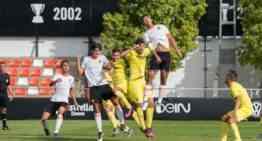 Resumen Juvenil División Honor Jornada 12: El Villarreal mantiene a raya al Valencia