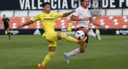 GALERÍA: Así fue el intenso choque entre Valencia CF y Villarreal en Juvenil División de Honor