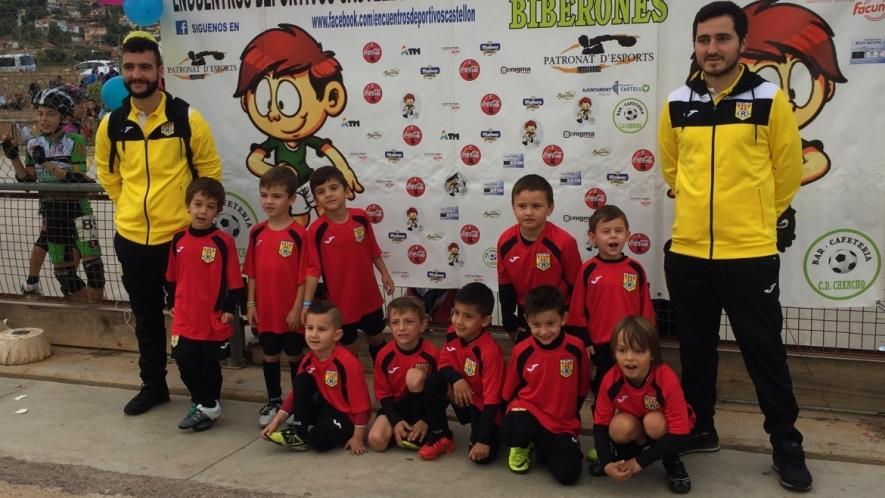 """El CD Roda pone en marcha """"La Escoleta"""" para niños de 3 a 5 años"""