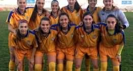 La Selección Femenina FFCV Sub-16 y Sub-18 cosecha un doble triunfo ante Levante y Mislata