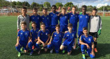 27 clubes aportan jóvenes promesas al primer entrenamiento de la Selección FFCV Sub-12 en Manises