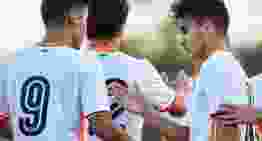 VÍDEO: El Valencia CF se lleva el derbi ante el Levante en la Liga Juvenil DH