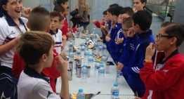 'Networking' entre clubes: almuerzo de coordinadores y directores deportivos en el Memorial Paco Polit