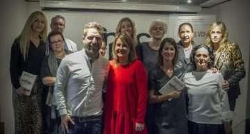 'Mujeres VCF' presentado con la presencia de Salvo, Mariola Hoyos o Mónica Escamilla