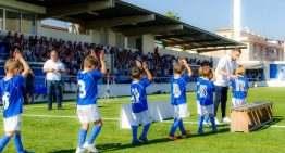 GALERÍA: Presentación por todo lo alto del Club Burriana Fútbol Base