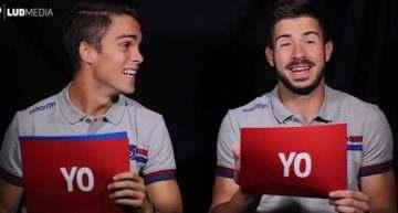 VIDEO: Divertido encuentro con los jugadores del Levante UD Ribelles y Koke