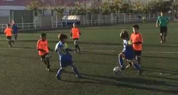 VIDEO: Diez minutos de 'furia' dan el triunfo al Sedaví CF Benjamín 'C' ante el CDB Massanassa (3-2)