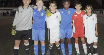 Seis jugadores del Elche CF con la Selección Valenciana sub-12