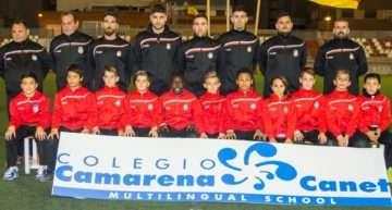 Resumen SuperLiga Alevin 1er Año Jornada 9: El CD Acero consigue el primer punto de la temporada