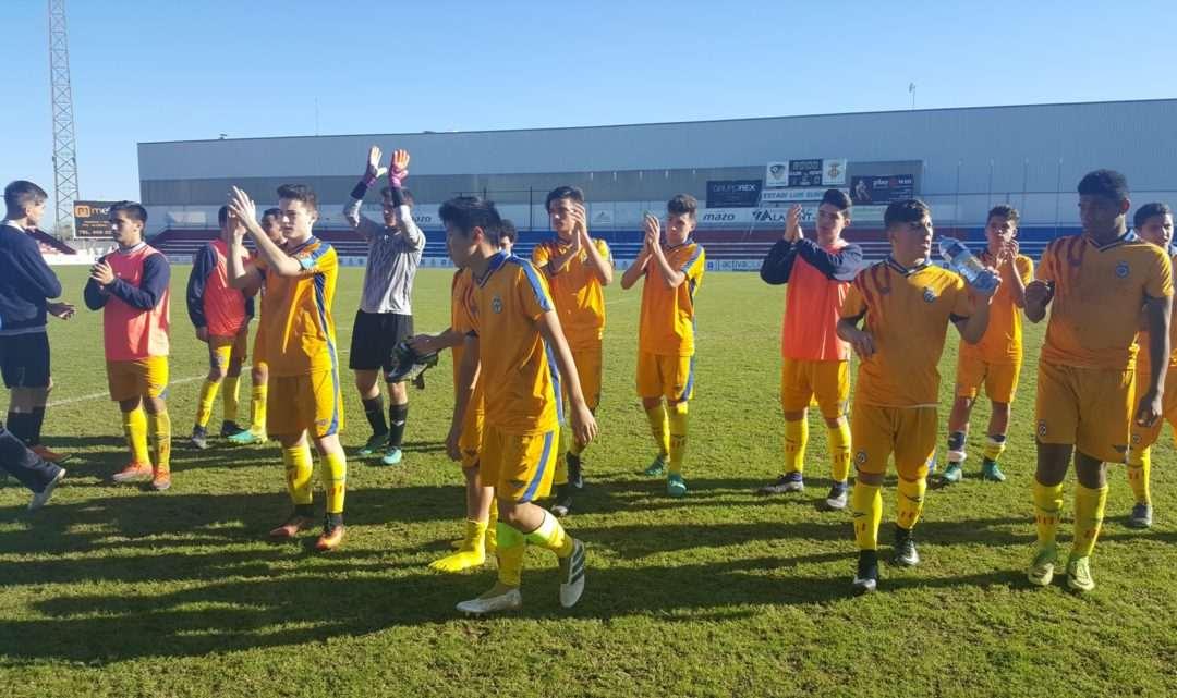 Los Cadetes y Juveniles de la FFCV se imponen a Castilla y León