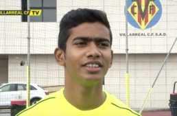 VÍDEO: Así es Ashique Kuruniyan, el niño indio que sueña con jugar en Villarreal