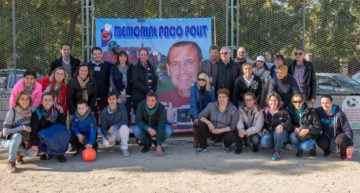 800 kilos de alimento para Cáritas y gran matinal de fútbol base y recuerdo en el Memorial Paco Polit – 1er Aniversario ESPORTBASE