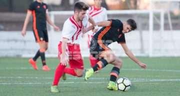 GALERÍA: CF Huracán plantó cara al Valencia CF en Loriguilla (0-0)