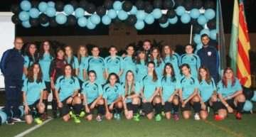 El Fénix Moncada celebra este sábado 17 su primer Torneo Benéfico de Navidad de Fútbol Femenino
