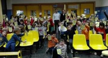 La FFCV trasladó sus charlas de fútbol al Colegio San Isidro de Valencia