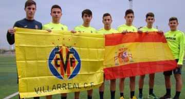 El Juvenil Roda es el equipo que tiene más internacionales españoles dentro de la Cantera Grogueta