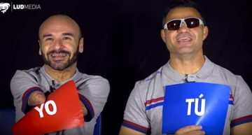 "VIDEO: Ricardo Ten y David Casinos se enfrentan ""cara a cara"""