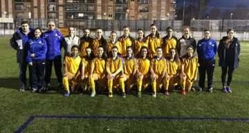 Convocatoria de la Selección Femenina Sub-16 para medirse a Castilla-La Mancha