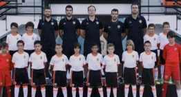Este fin de semana habrá derbi benjamín entre Levante UD y Valencia CF