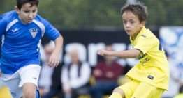 17 de los equipos del fúbol base del Villarreal han logrado sumar los tres puntos esta semana