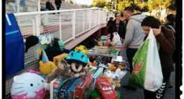GALERÍA: El E-1 Valencia recauda 1.200 euros para la Casa Ronald McDonald en su jornada solidaria